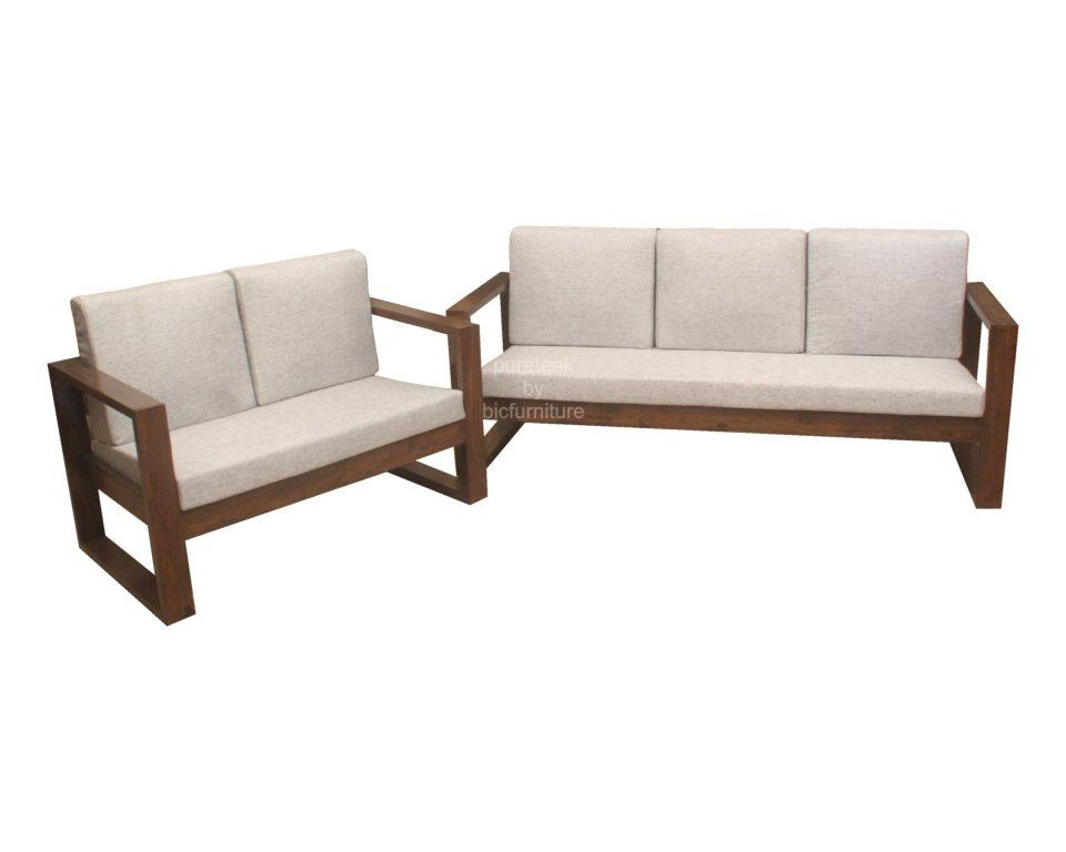 Sofa : Simple Sofa Set U Shaped Sofa Living Room Sofa Wooden Sofa Pertaining To Simple Sofas (View 7 of 20)