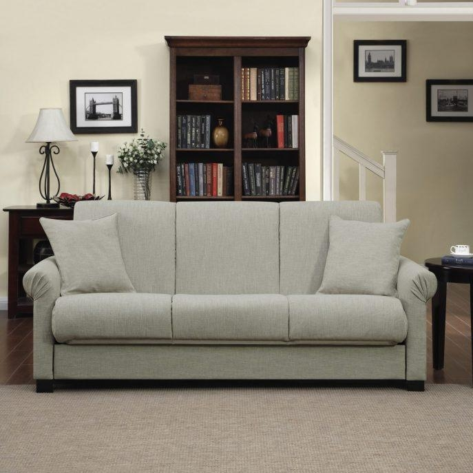 Sofas : Awesome Small Sofa Convertible Sofa Bed Sleeper Sectional Pertaining To Jennifer Sofas And Sectionals (Image 15 of 20)
