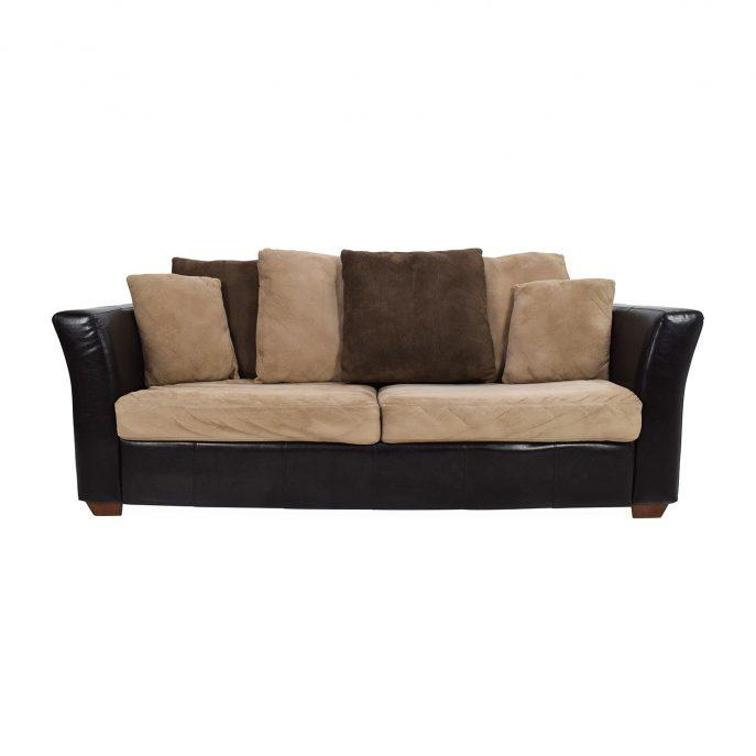 Sofas : Awesome Small Sofa Convertible Sofa Bed Sleeper Sectional Regarding Jennifer Sofas And Sectionals (Image 16 of 20)