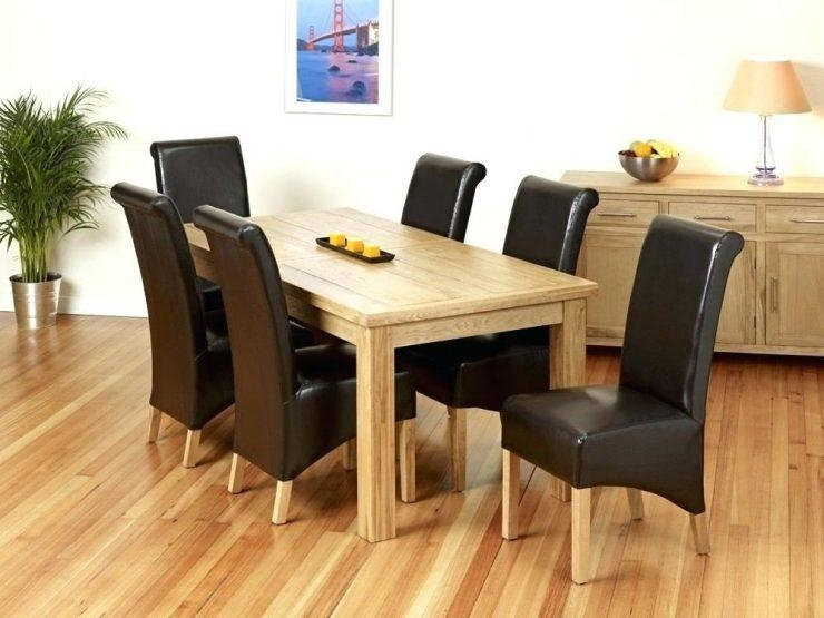 Solid Oak Extending Dining Table And 8 Chairs Extending Dining With Regard To 2017 Oak Extending Dining Tables And 8 Chairs (View 9 of 20)
