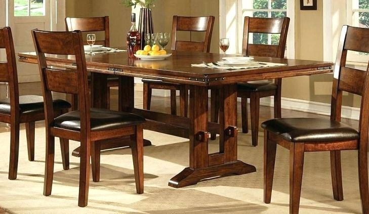 Solid Wood Dining Tables And Chairs – Mitventures (Image 19 of 20)