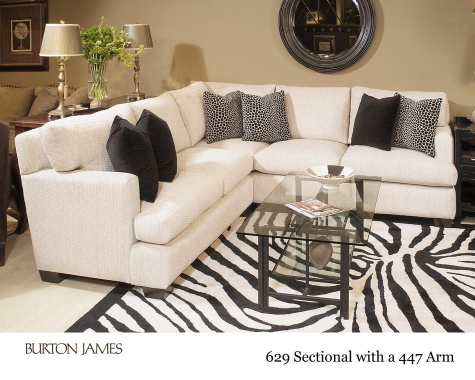 Special Savings On Burton James! Regarding Burton James Sectional Sofas (Image 20 of 20)