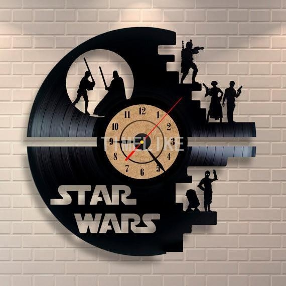 Star Wars Wall Art – Wall Art Design Intended For Diy Star Wars Wall Art (Image 18 of 20)