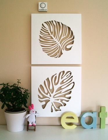 Stencil Wall Art Cool Wall Art Stencils – Home Decor Ideas For Stencil Wall Art (Image 14 of 20)