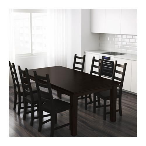 Stornäs Extendable Table – Ikea Pertaining To Most Recently Released Dining Extending Tables And Chairs (Image 19 of 20)