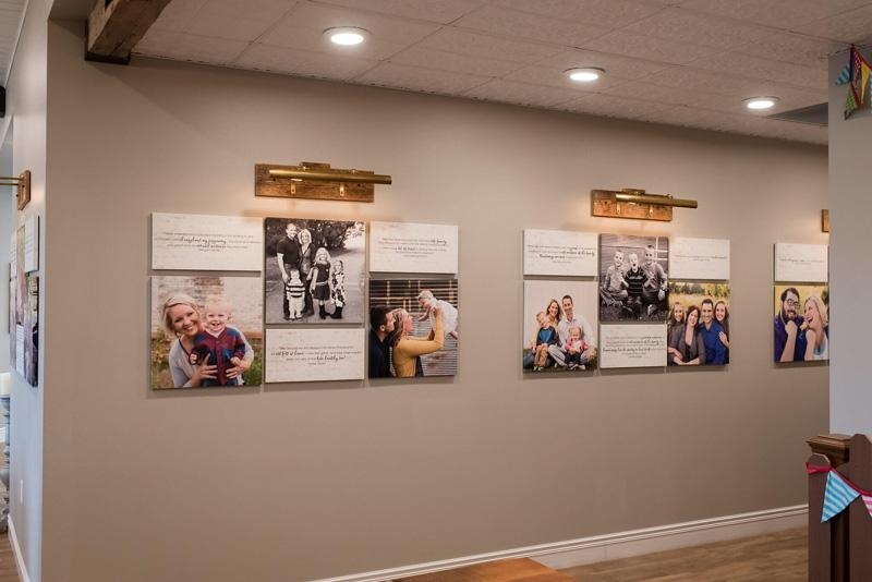 Strive Chiropractic Office Tour | Fargo Nd Pertaining To Chiropractic Wall Art (Image 20 of 20)