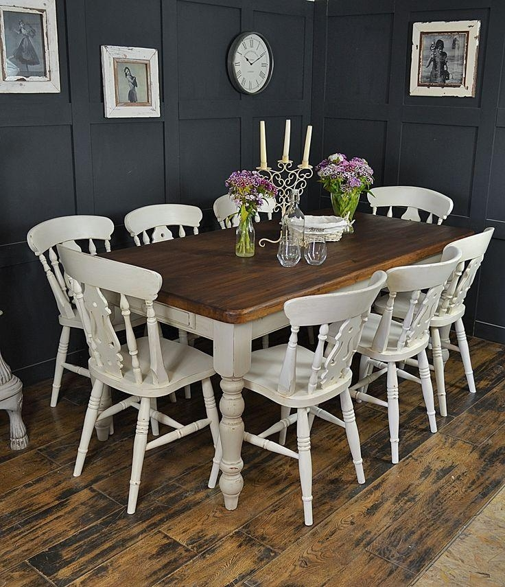 Stunning 8 Seater Dining Tables And Chairs 26 On Ikea Dining Room Within 2018 8 Seat Dining Tables (Image 19 of 20)