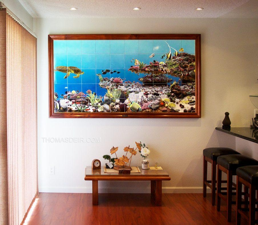 Stupendous Hawaii Metal Wall Art The Design Of Restaurant Vintage Inside Hawaiian Wall Art (View 15 of 20)