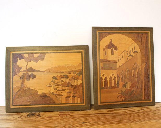 Stupendous Mediterranean Wall Art 133 Mediterranean Canvas Wall Throughout Italian Inlaid Wood Wall Art (Image 15 of 20)