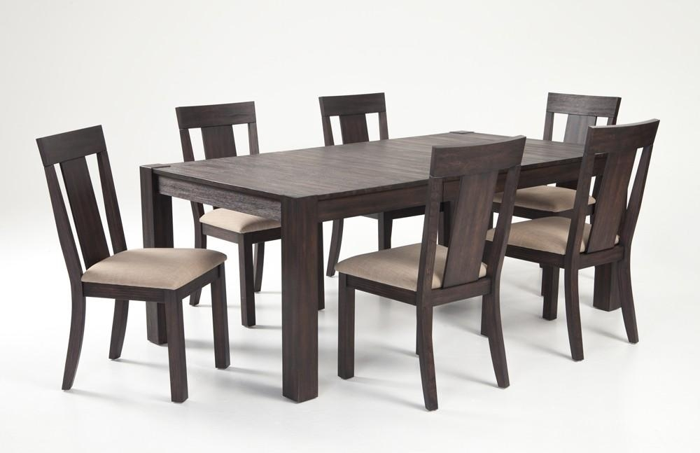 "Summit 42"" X 78"" 7 Piece Dining Set 