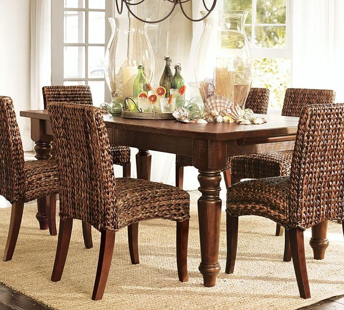 Sumner Extending Dining Table | Pottery Barn Inside Latest Extending Black Dining Tables (Image 19 of 20)