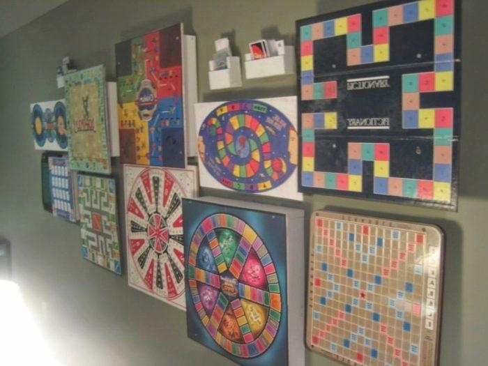 Sunshiny Board Game Wall Art | Best Office Chair Blog's With Board Game Wall Art (View 13 of 20)