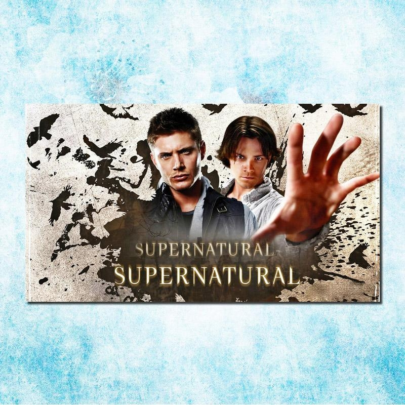 Supernatural Wall Art Promotion Shop For Promotional Supernatural Throughout Supernatural Wall Art (Image 14 of 20)