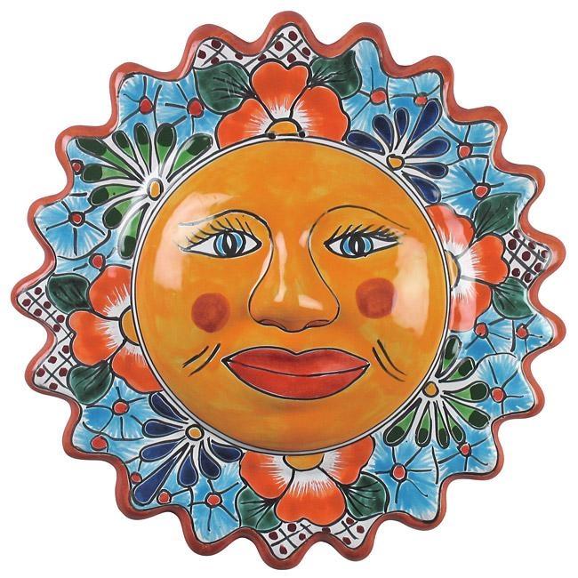 Talavera Wall Art – Talavera Animals – Mexican Decorative Accents Regarding Mexican Ceramic Wall Art (Image 13 of 20)