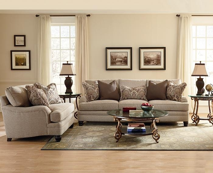 "Tarleton"" English Arm Sofabernhardt 