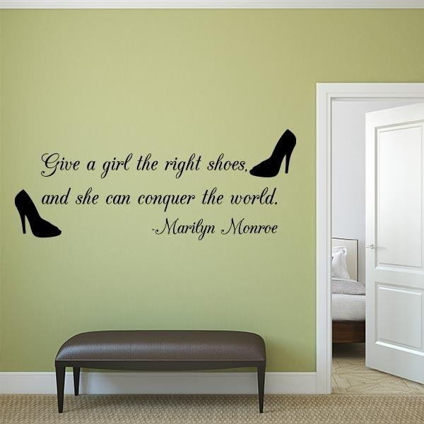 Teen Room Wall Decals Archives | Wall Decal World Pertaining To Wall Cling Art (Image 13 of 20)
