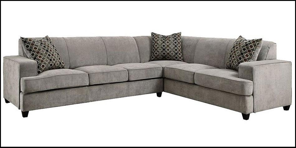 Tess 3 Pc Sleeper Sectional Jennifer Furniture 2018 / 2019 In Jennifer Sofas And Sectionals (View 20 of 20)