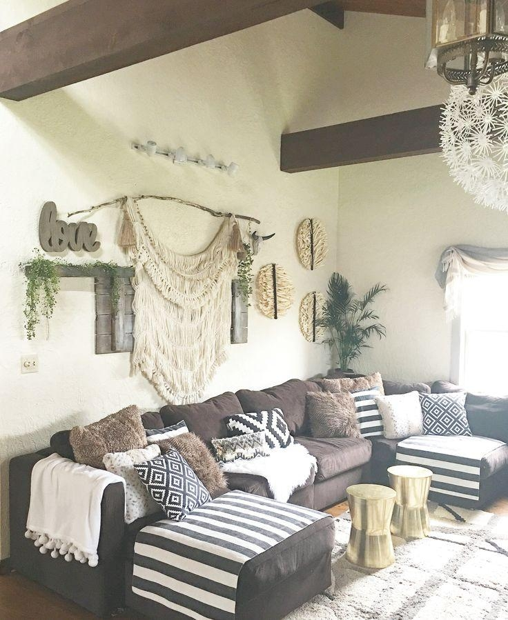 The 25+ Best Brown Sofa Decor Ideas On Pinterest | Living Room Regarding Brown Sofa Decors (Image 20 of 20)