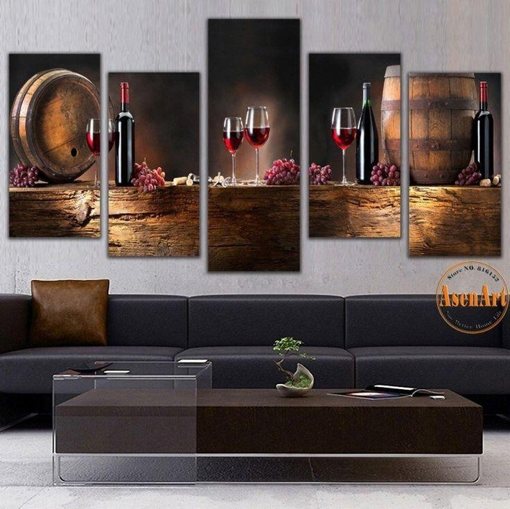 The 25+ Best Panel Wall Art Ideas On Pinterest Pertaining To Grape Colour Wall Art (Image 15 of 20)
