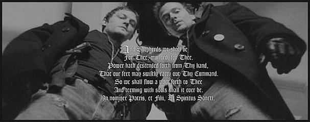 The Boondock Saints Prayer Poster Giveaway With Boondock Saints Wall Art (Image 19 of 20)