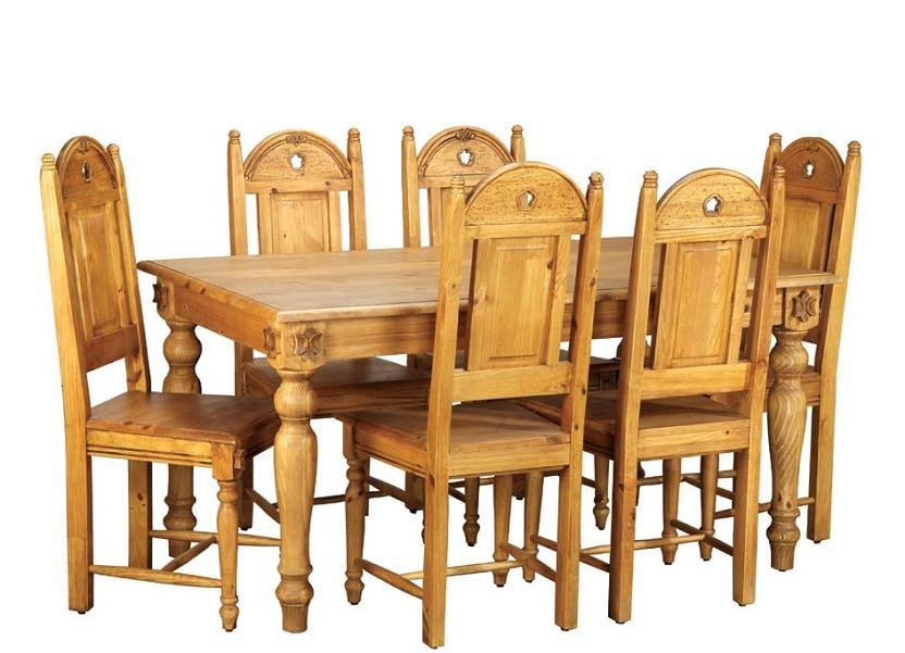 The History Of Wood Dining Roomtables Regarding Most Recent Wood Dining Tables (Image 18 of 20)