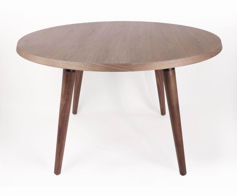 The Milton Dining Table In Real Walnut [Fet1919B] – Dining With Regard To Newest Milton Dining Tables (Image 17 of 20)