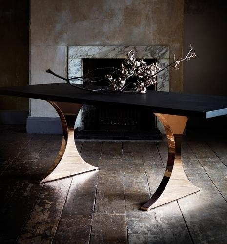 The Paris – Luxury Dining Table – Tom Faulkner Regarding Most Up To Date Paris Dining Tables (Image 18 of 20)