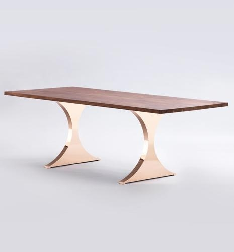 The Paris – Luxury Dining Table – Tom Faulkner With Regard To Most Current Paris Dining Tables (Image 19 of 20)