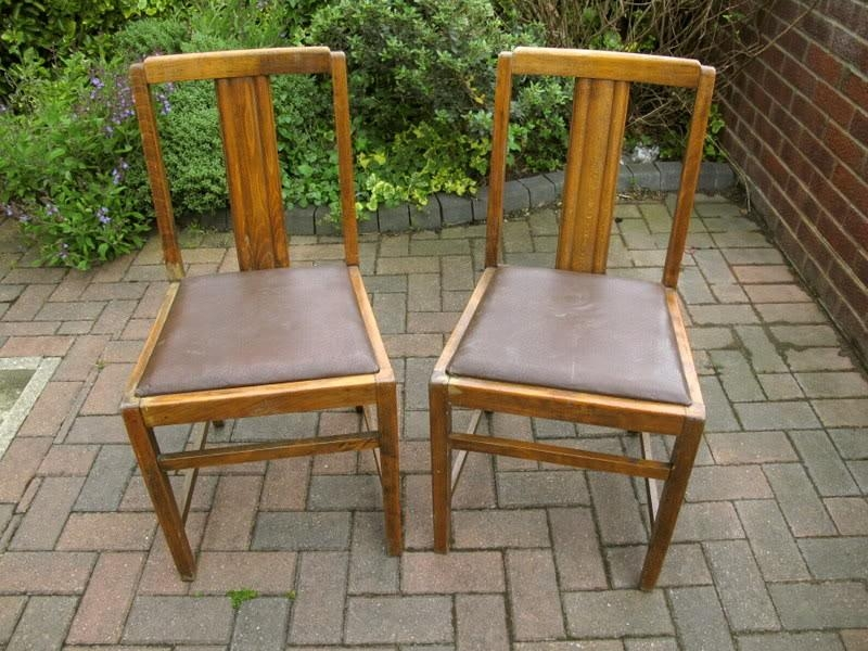 Featured Image of Second Hand Oak Dining Chairs