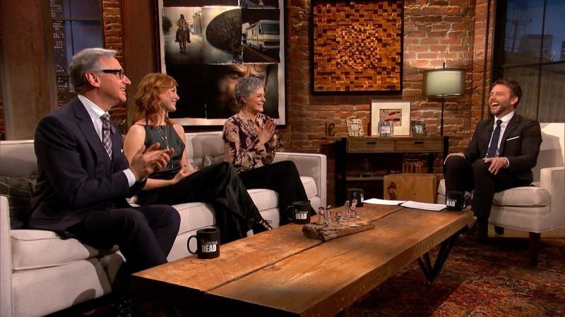 The Walking Dead: Season 6, Episode 13 – Amc For Talking Dead Wood Wall Art (View 16 of 20)