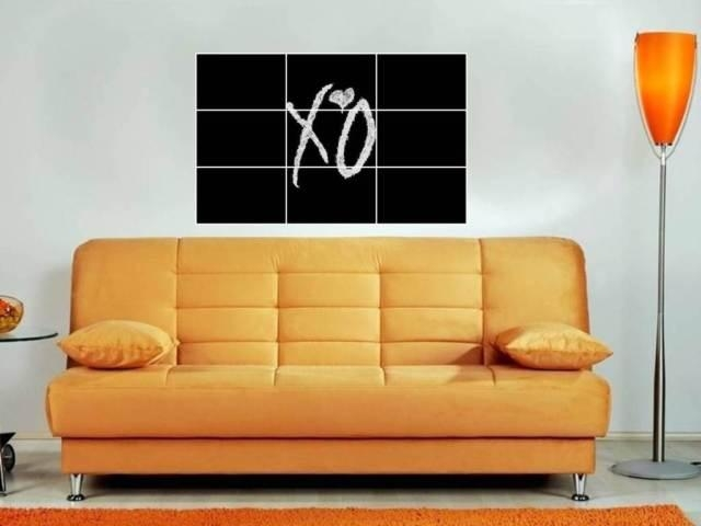 The Weeknd Collection On Ebay! Within The Weeknd Wall Art (Image 12 of 20)