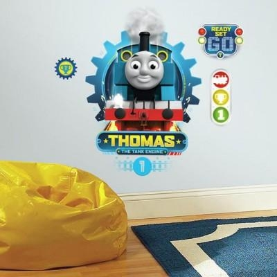 Thomas And Friends Wall Decals Web Art Gallery Thomas The Train Within Thomas The Tank Wall Art (Image 9 of 20)