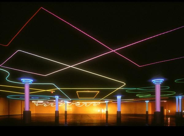 Tobey Archer :: Public Art Gallery Pertaining To Fiber Optic Wall Art (View 17 of 20)