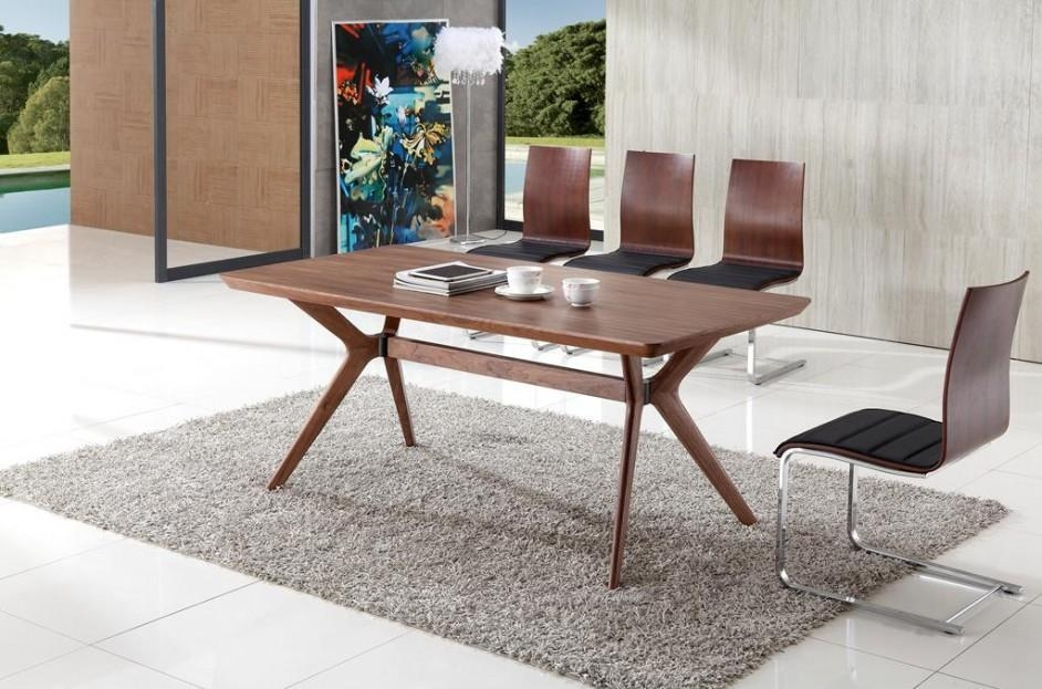 Tokyo Dining Table With Amanda Dining Chairs | Modenza Furniture With Regard To Tokyo Dining Tables (Image 11 of 20)