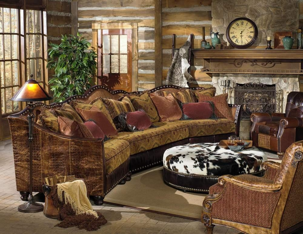 Tomlyn Traditional Styled Sectional Sofa For Sale In Taylorsville In Traditional Leather Sectional Sofas (Image 17 of 20)