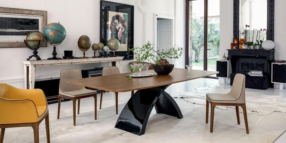 Tonin Casa Tokyo Dining Table (Available In More Options) | The With Tokyo Dining Tables (Image 20 of 20)