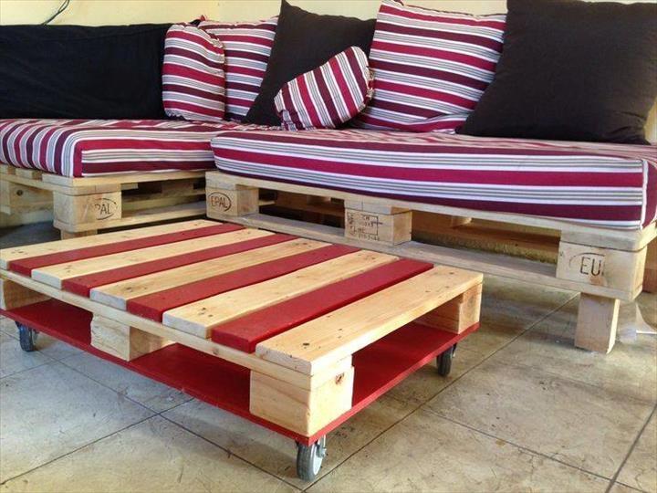 Top 104 Unique Diy Pallet Sofa Ideas For Pallet Sofas (Image 14 of 20)