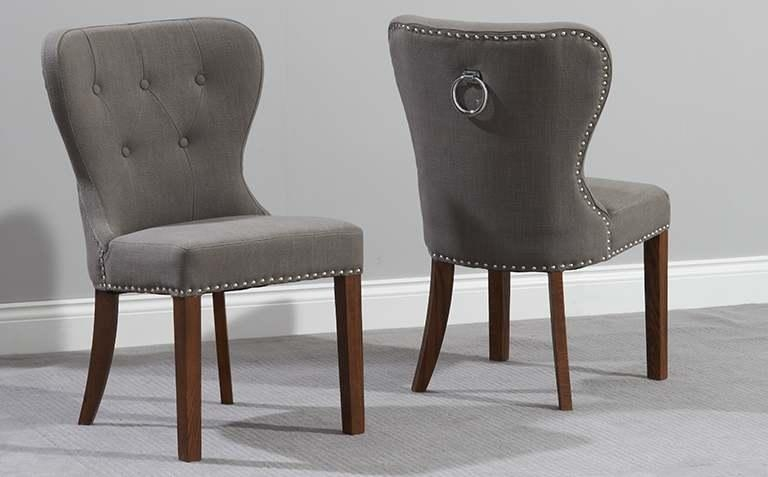 Top Fabric Dining Chairs – Goodworksfurniture In Current Fabric Dining Chairs (Image 20 of 20)