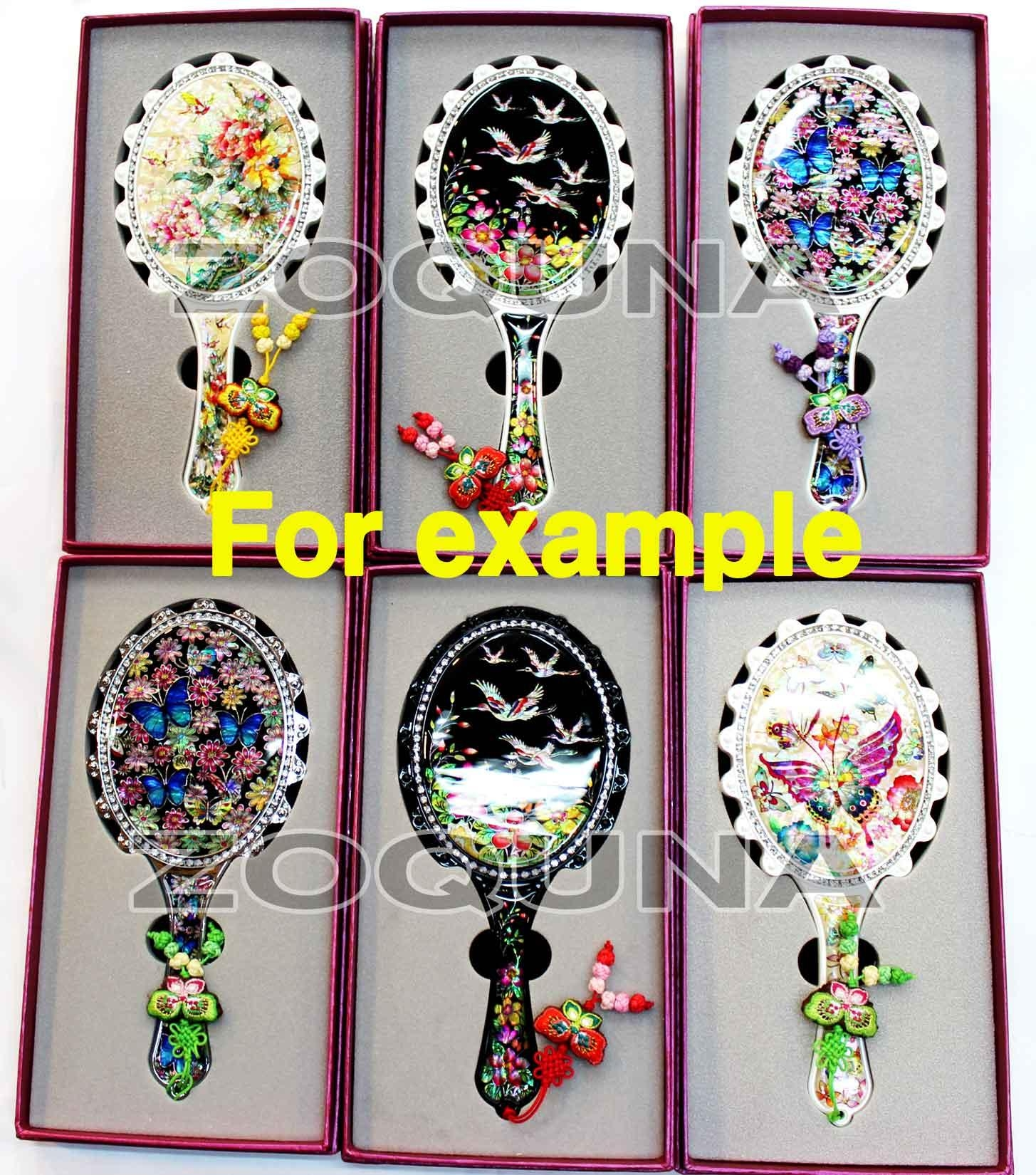 Featured Image of Decorative Hand Mirrors