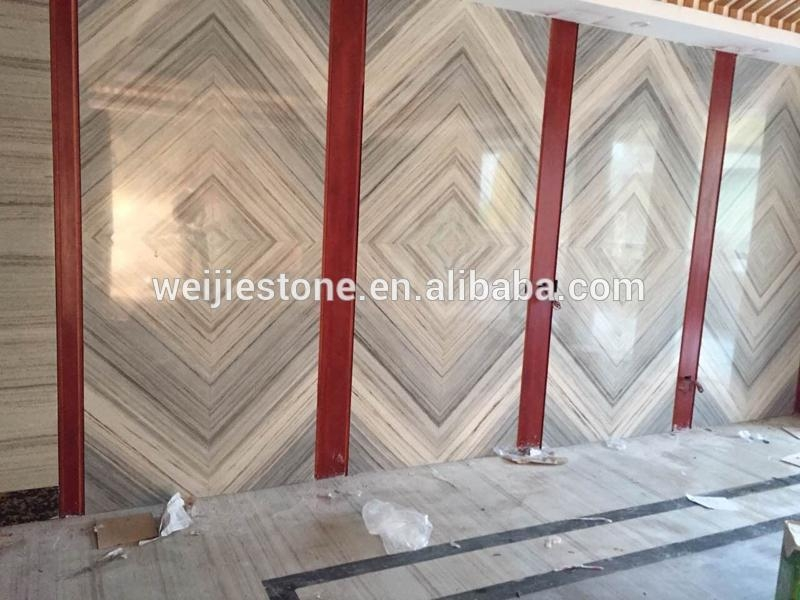 Top Quality Italian Serpeggiante Wood Grain Marble For Wall With Regard To Italian Marble Wall Art (Image 11 of 20)
