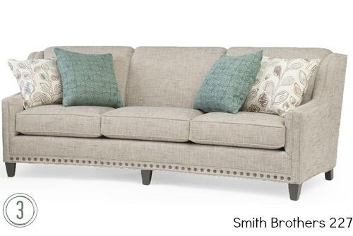 Tori's Top Picks  Sofas | Stylin' With Sheely's Throughout Smith Brothers Sofas (Image 20 of 20)