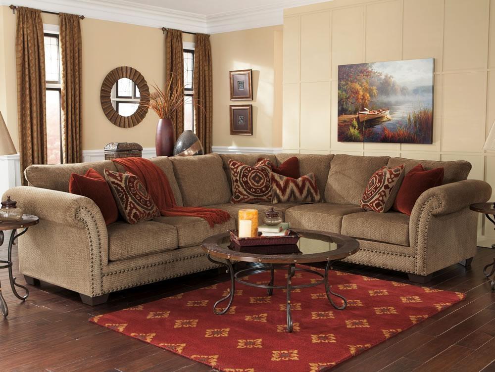 Traditional Sectional Sofas   Top Katalog Pertaining To Traditional Leather Sectional Sofas (Image 20 of 20)