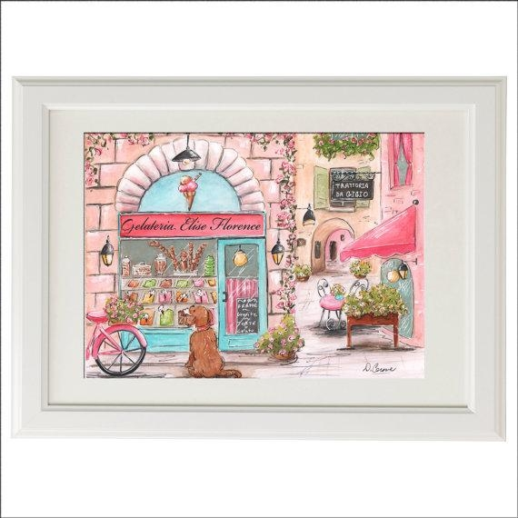 Featured Image of Italian Nursery Wall Art