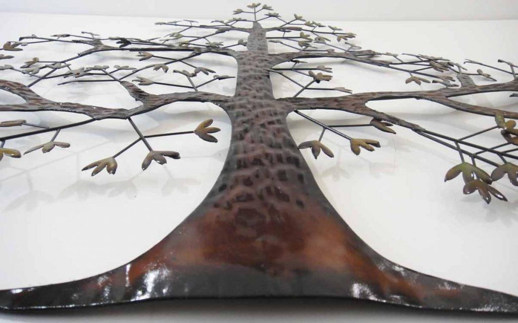Tree Wall Art Uk | Wallartideas For Windy Oak Tree Metal Wall Art (Image 11 of 20)