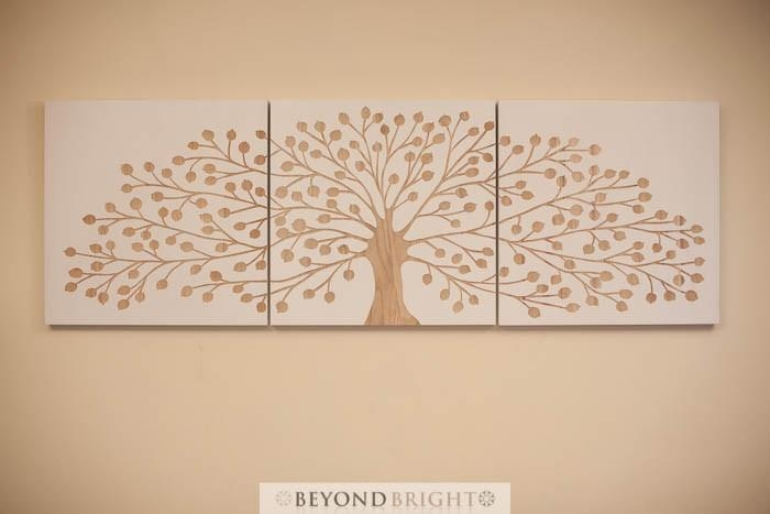 Tree Wall Art Wood | Wallartideas Throughout Tree Of Life Wood Carving Wall Art (Image 13 of 20)