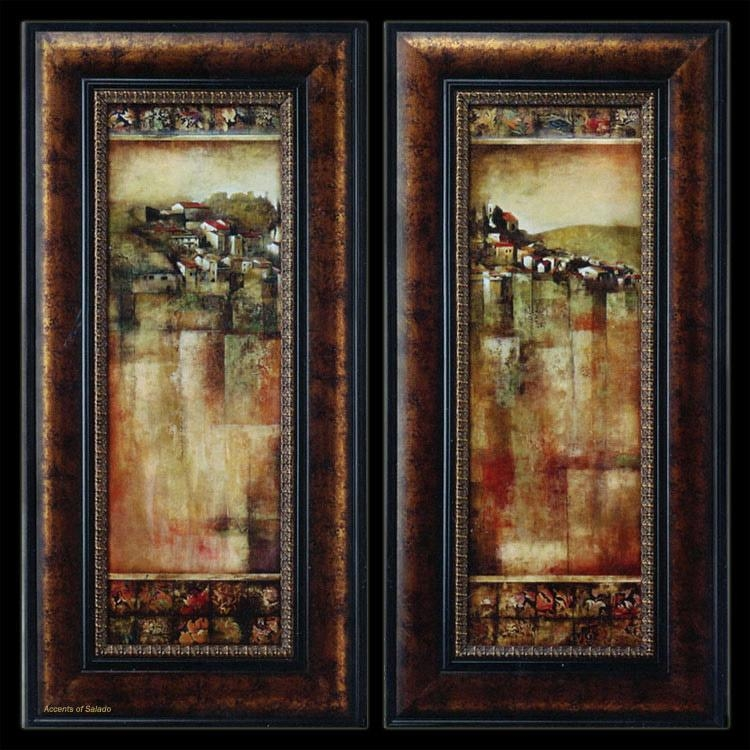 Tuscan Wall Decor Design Inspiration Tuscan Wall Art – Home Decor Regarding Framed Italian Wall Art (Image 16 of 20)