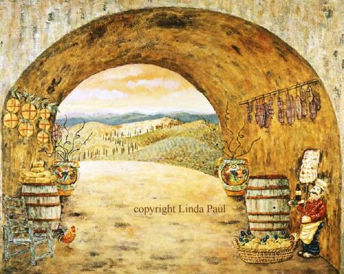 Tuscany Art Prints – Tuscan Art – Italian Home Wall Decor Within Tuscan Italian Canvas Wall Art (Image 10 of 20)