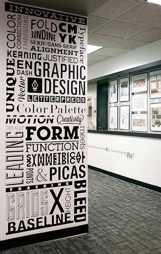 Typography Wall Art: 30 Awesome Examples – Jayce O Yesta Pertaining To Graphic Design Wall Art (Image 17 of 20)