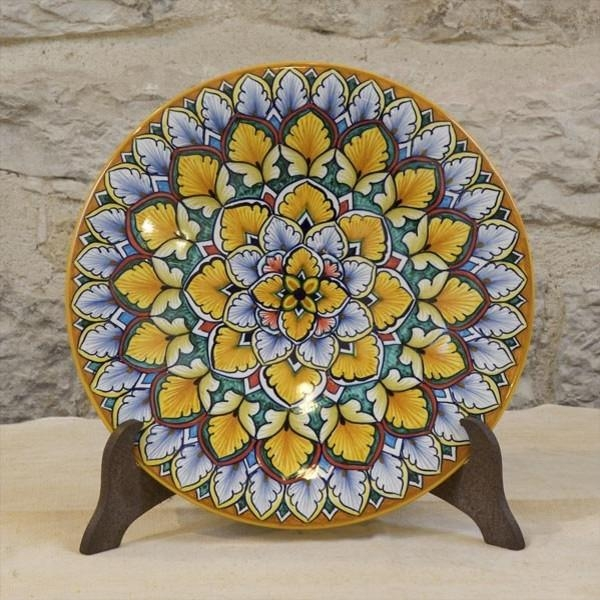 Unique 25+ Decorative Wall Plates Set Inspiration Design Of Manor Intended For Italian Plates Wall Art Sets (Image 18 of 20)
