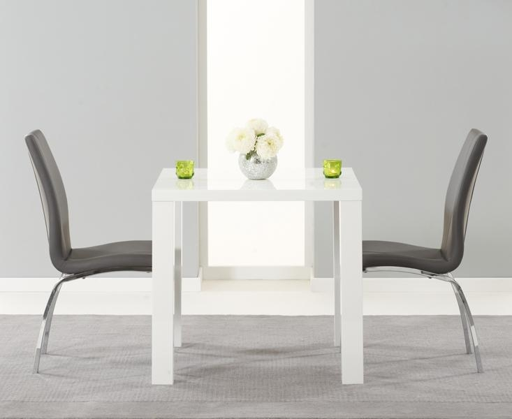 Unusual Design Small White Dining Table | All Dining Room With Regard To Best And Newest Small White Extending Dining Tables (Image 18 of 20)